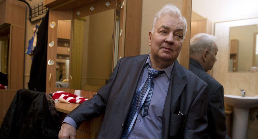 Михаил Державин простился созрителями перед гибелью