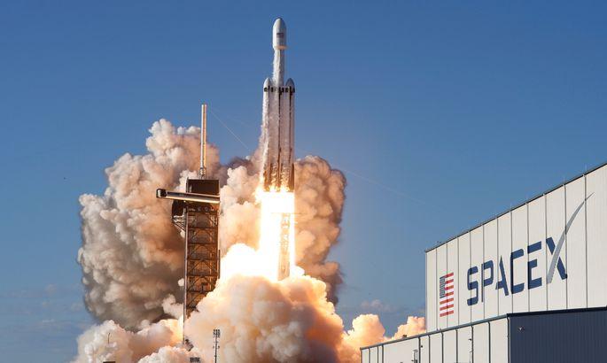 «Похоронный полет» наFalcon Heavy стоит USD 5 тыс— Орбитальный прах