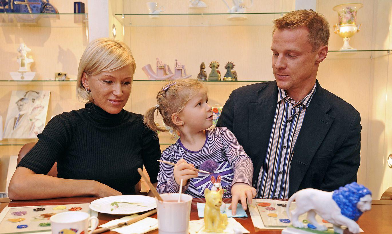 Малафеев вячеслав его дети фото