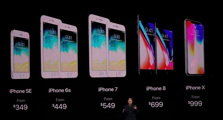 В Российской Федерации стоимость iPhone Xоказалась самой высокой вмире— специалист
