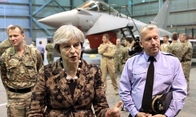Руководитель генштаба Англии признал превосходство русской армии