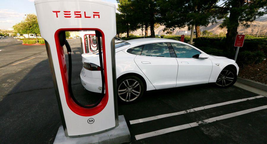 Продажи Tesla на69% возросли впервом квартале 2017 года