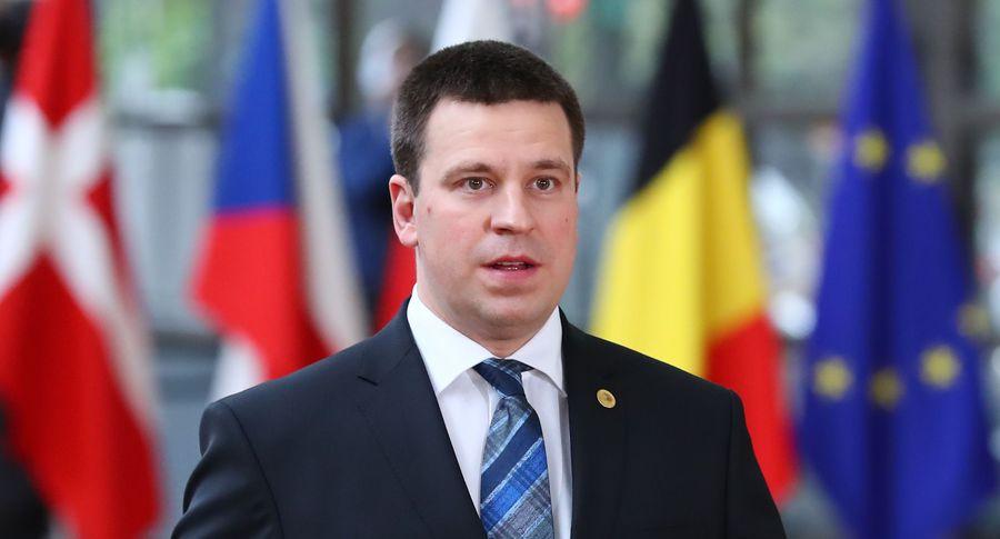 8апреля премьер Эстонии совершит визит вСанкт-Петербург