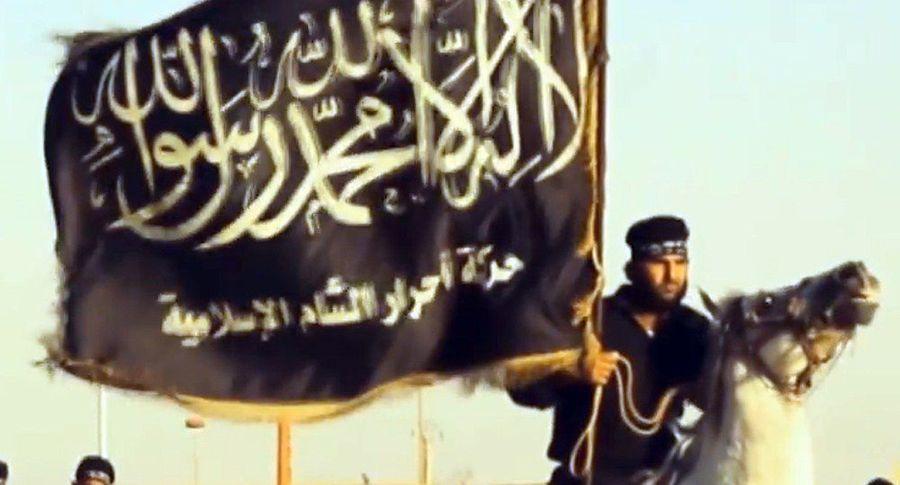 Исламские боевики экстремистской группировки опубликовали видео казни «российского полковника» вСирии