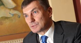 Ansip: I would do it even sooner today