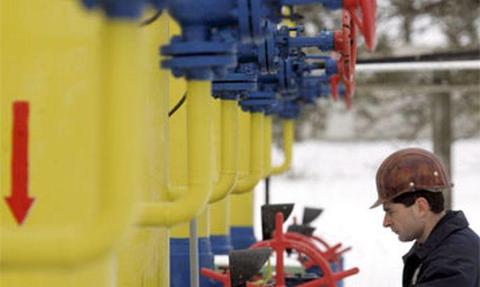 Цена европейского газа для государства Украины  поднялась дорекордной отметки