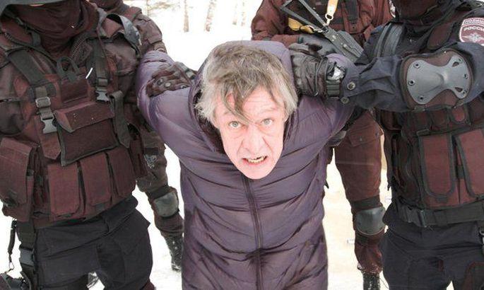 Нетрезвый Михаил Ефремов сорвал спектакль иобматерил созерцателей — Скандал вСамаре