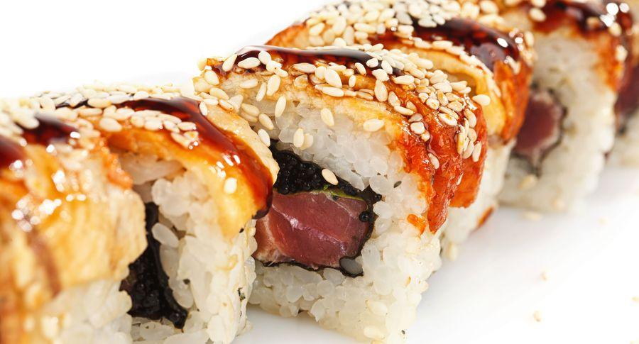 Мед. работники: Употребление суши может привести кпаразитарным инфекциям