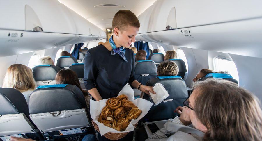 Эстонская авиакомпания решила открыть новый рейс в Украинское государство