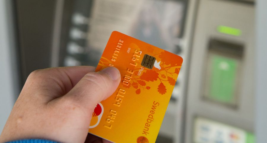 MasterCard перейдет накарты сдатчиком отпечатка пальца