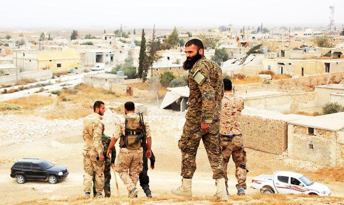 «Ждём снетерпением С-400»— МИД Сирии