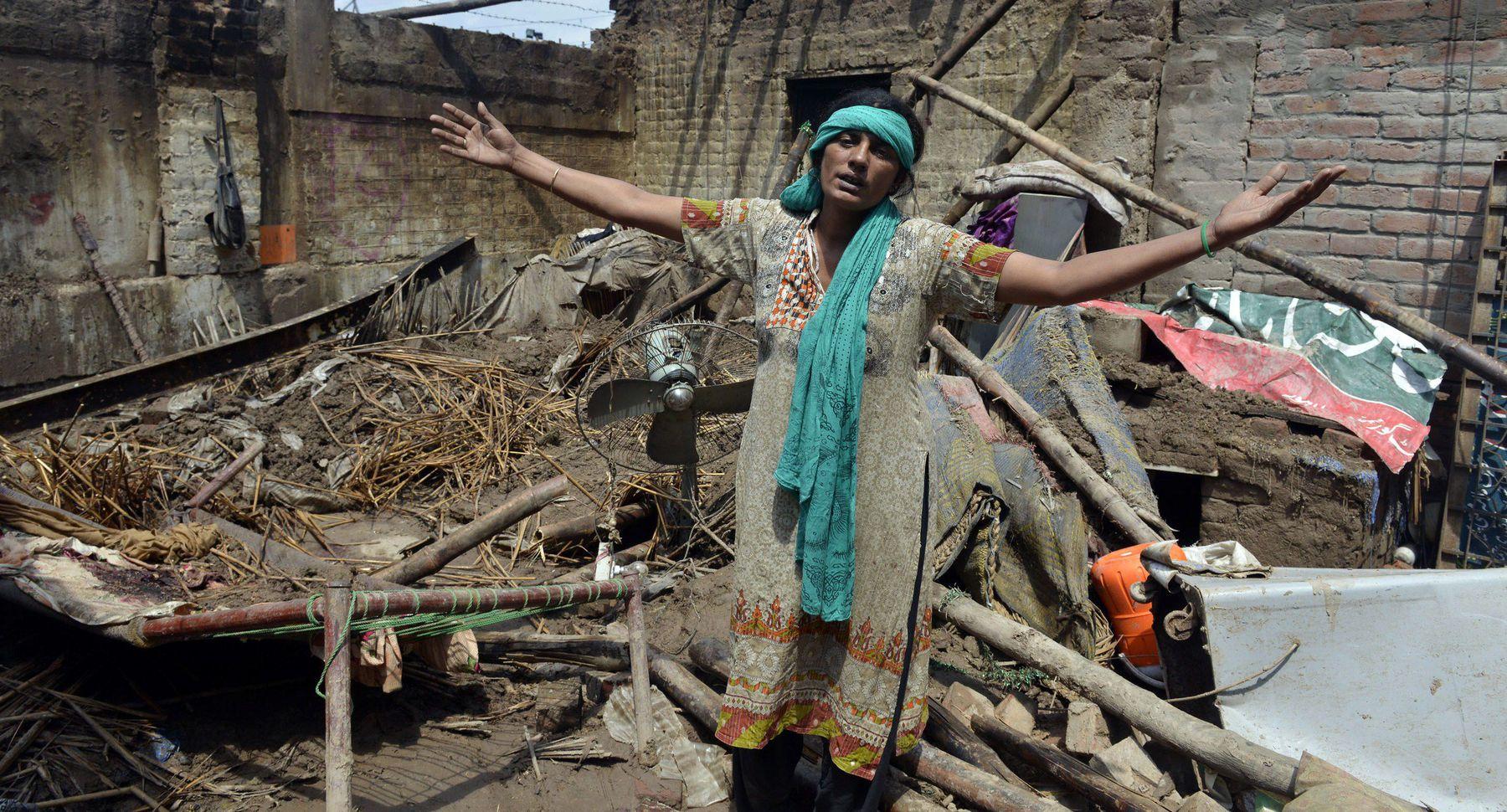 Essay On Flood In Pakistan