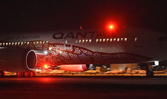 Авиакомпания Qantas совершает 1-ый беспосадочный перелет изАвстралии вЕвропу