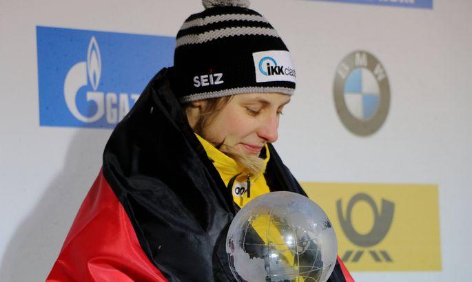 Немецкая чемпионка мира поскелетону вступилась за русских спортсменов