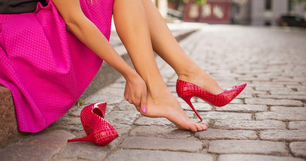 Nutikas trikk, mis näitab, kas kingad on jalas mugavad ilma neid proovimata