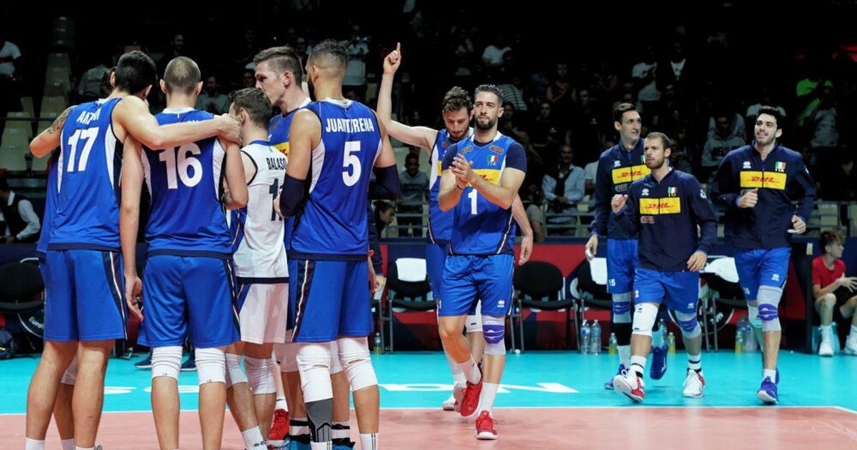 Itaalia pääses võrkpalli EMil veerandfinaali