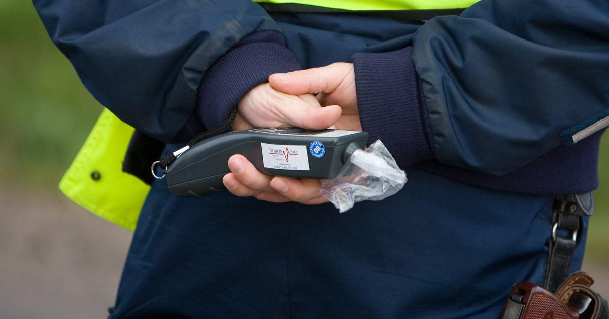 Politsei tabas 25 joobes sõidukijuhti