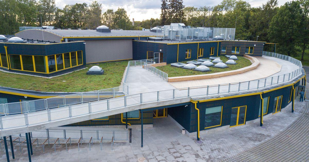 Uue koolimaja vesi ei vasta endiselt nõuetele