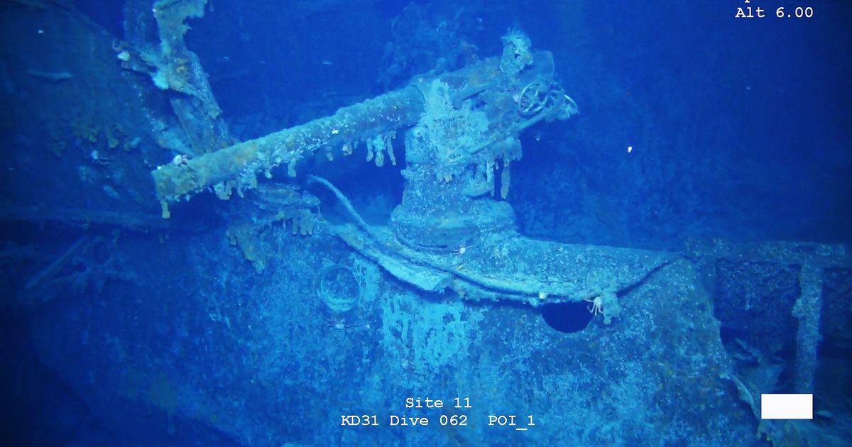 Atlandi ookeanist leiti Esimese maailmasõja kuulus Saksa lahinguristleja