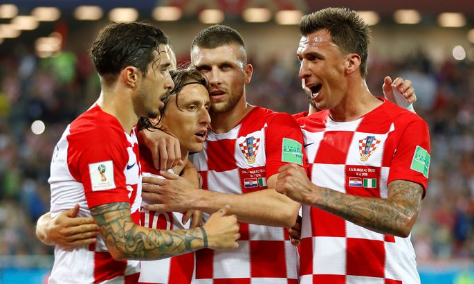 5868941af83 Blogi: Horvaatia alistas omaväravast ja penaltist hambutu Nigeeria ...