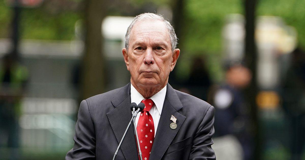 Bloomberg astus sammu USA presidendiks kandideerimise poole