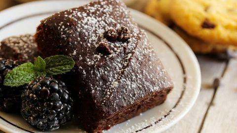 Musta oa brownie
