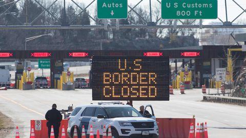 Kanada on vastu USA plaanile saata sõjaväelased kahe riigi ühispiirile