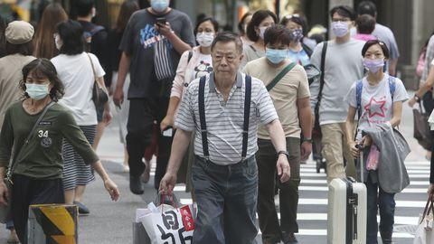 Taiwanis on muutunud kaitsemaski kandmine üldiselt uueks normiks.