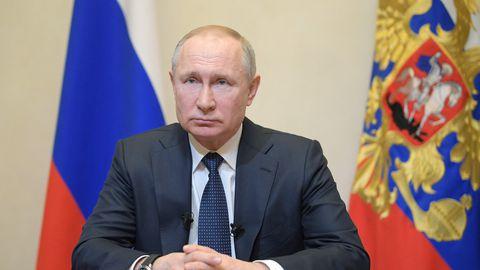 Putin kutsus G20 sanktsioonidele moratooriumi kehtestama