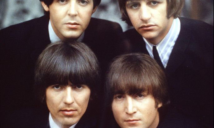 The Beatles Paul McCartney Ringo Starr John Lennon George