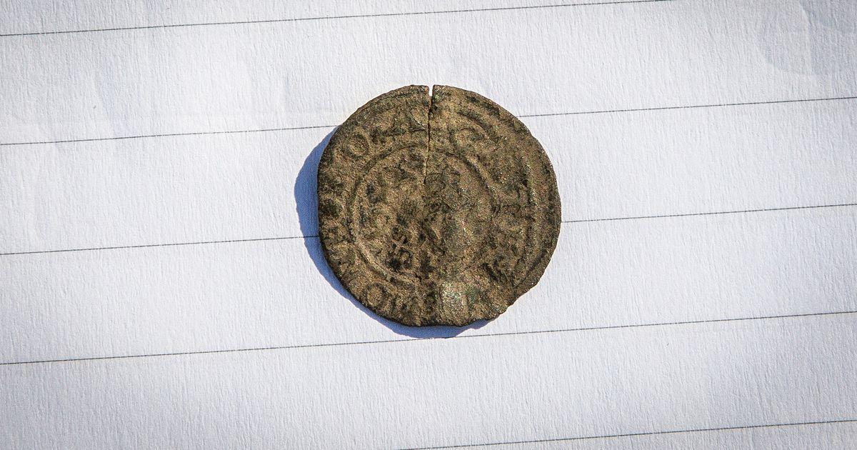 Kuressaarest leiti ajalooline münt