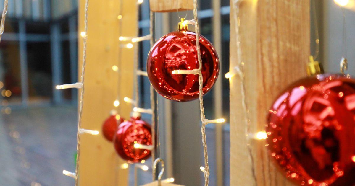 Uudista lähemalt, mis toimus laupäeval Sõmeru jõulutares