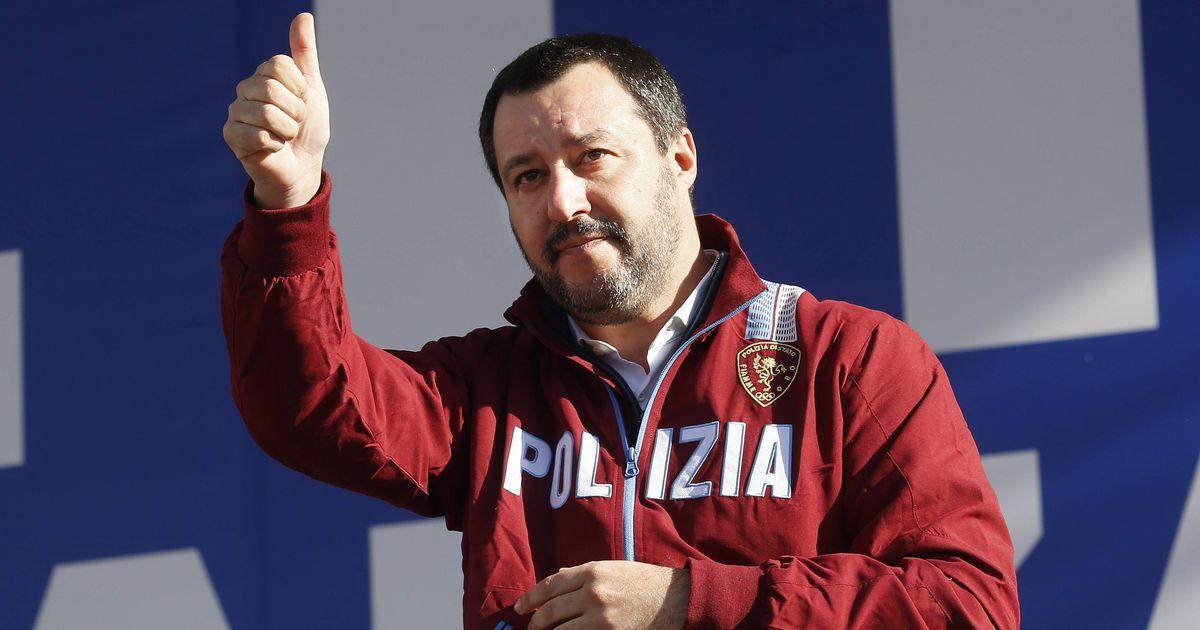 afbec5a831b Putin kiitis Itaalia visiidi eel Salvinit venesõbralikkuse eest ...