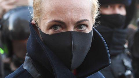 Allikas: Navalnõi abikaasa lahkus Venemaalt Saksamaale