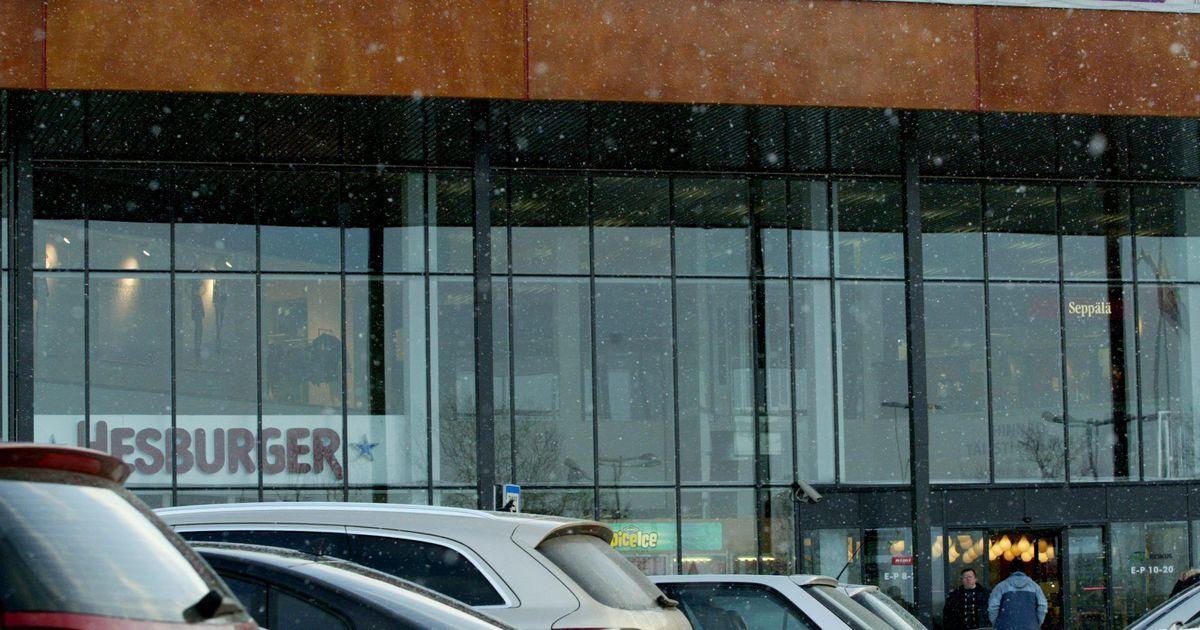 Toonart Rääsk ostis kogu Põhjakeskuse