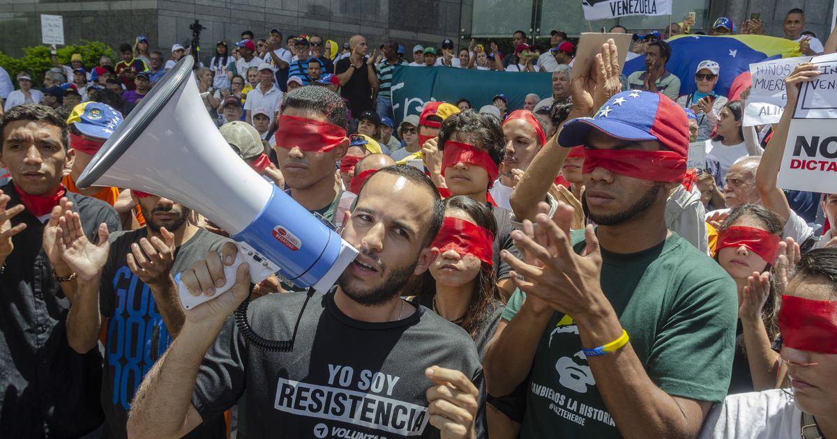 Venezuela tähistas iseseisvuspäeva võistlevate üritustega