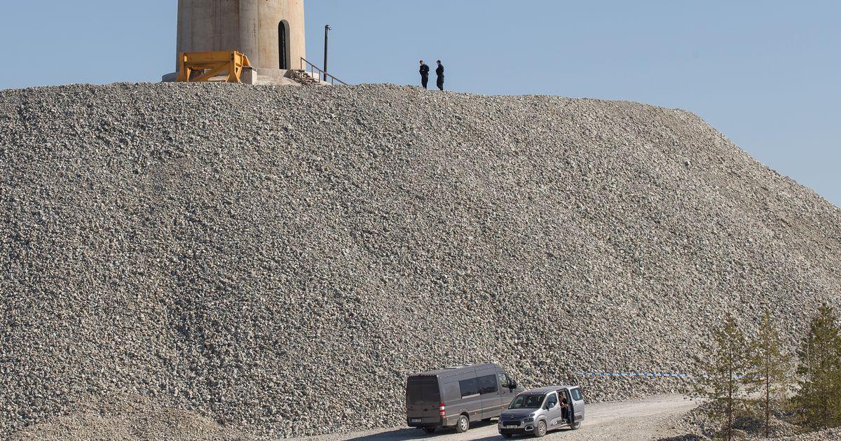 Politsei tõkestas ligipääsu Aidu tuuliku ehitusele ja patrullib sündmuspaigal