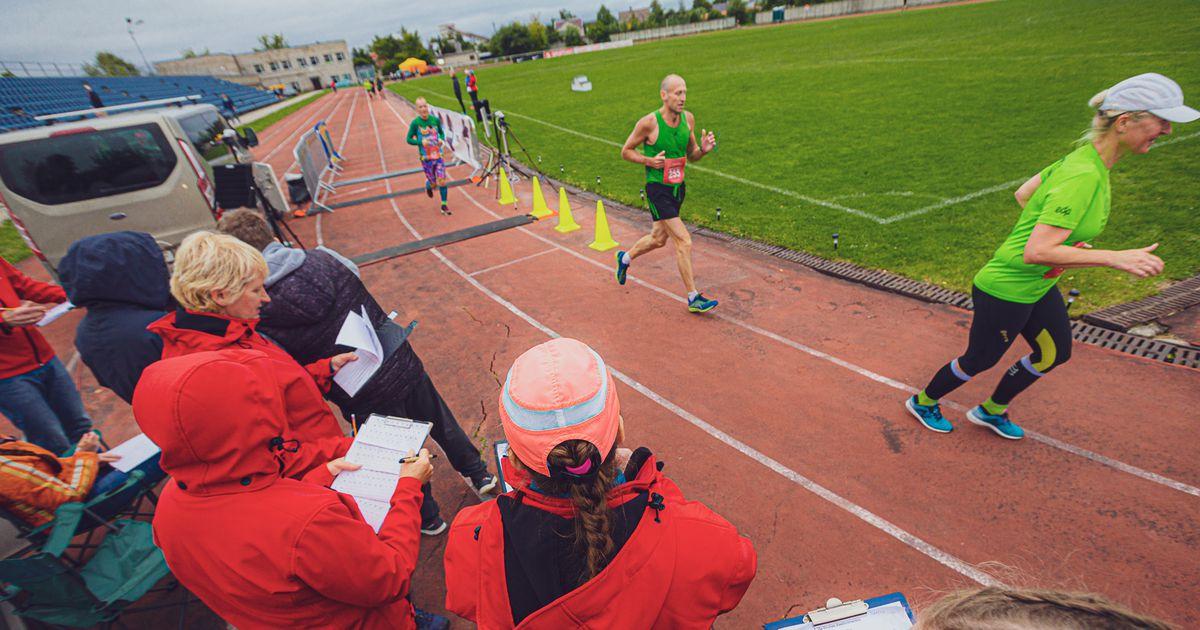 Maratonikollektsionääride kokkutulek öises Narvas