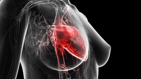 Naiste südamed on korrast ära.