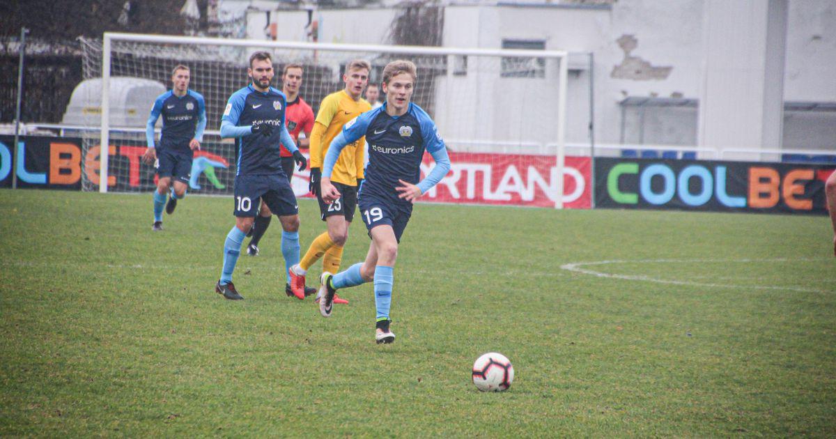 FC Kuressaare otsustas Pärnus püsimajäämise ära