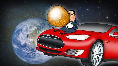 Tõnis Oja: supernakataja Elon Musk