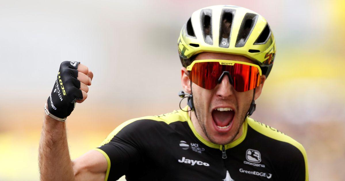 Tour de France: vägevas lõpuheitluses väljus võitjana Simon Yates