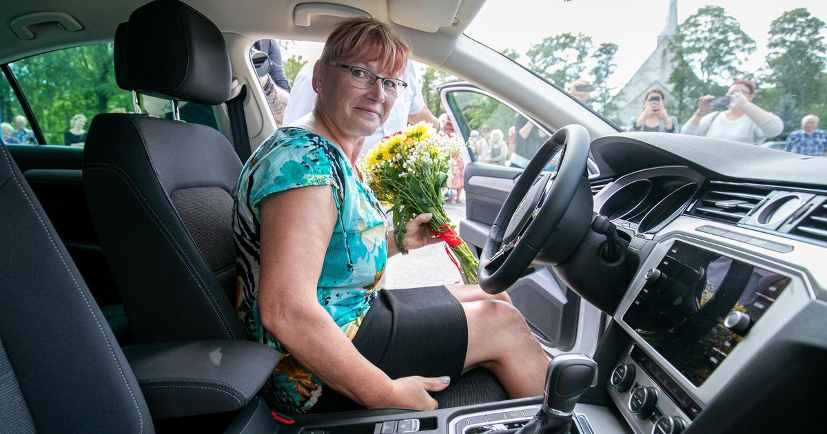"""Jõepere naine saab """"poekoti"""" uue Volkswagen Passati vastu vahetada"""
