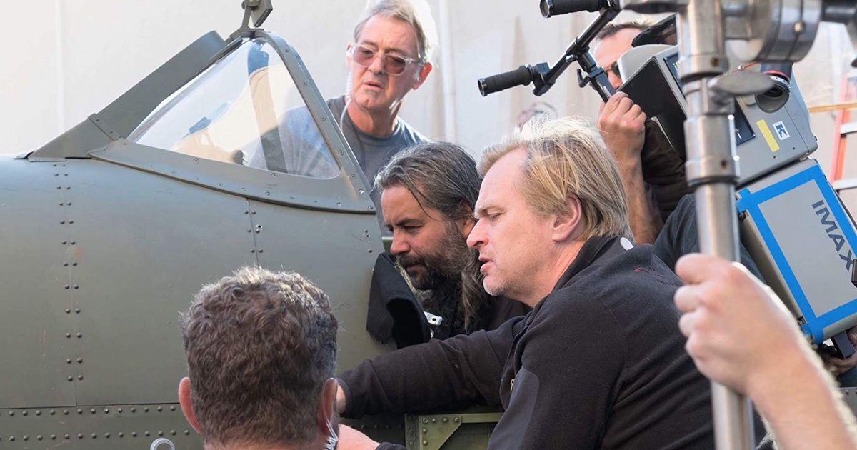 Hoyte van Hoytema – kes on Nolani tähtis paarimees, kes «Teneti» pildile püüab?