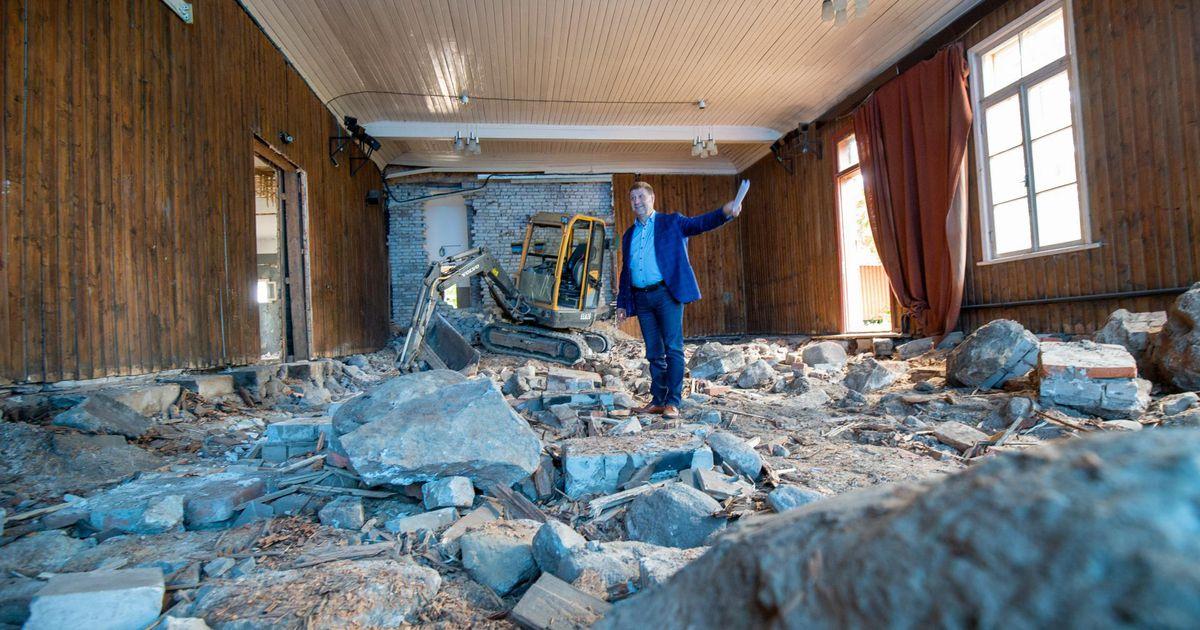 Tartu vald vuntsib sada aastat vana Tammistu rahvamaja uuele elule