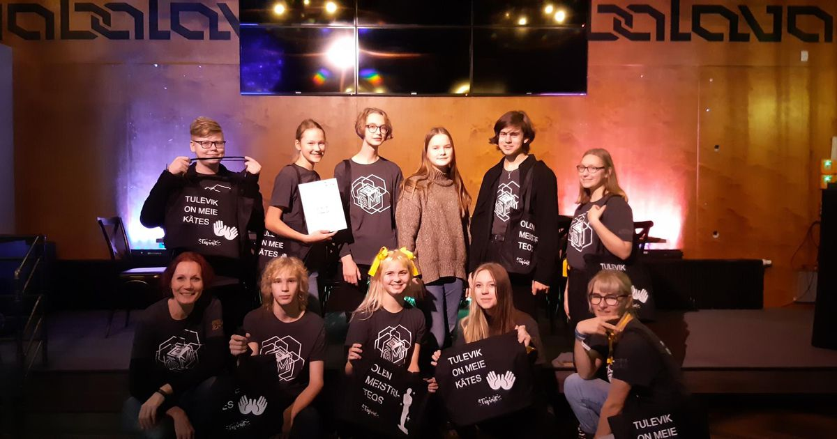Pärnumaa noored tulid malevalaulude konkursil teiseks