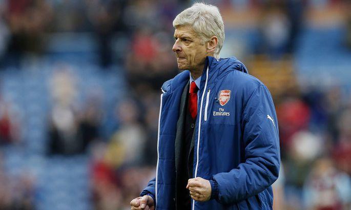 7efb7a3ebe2 Londoni Arsenali peatreener Arsene Wenger võib rõõmustada meeskonna edu üle  Premier League's, kuid samas võiksid nad praegu kõvad tegijad olla ka  Meistrite ...