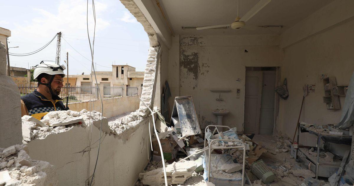 cb61c6730be USA kutsus Venemaad üles vältima olukorra pingestumist Süürias ...