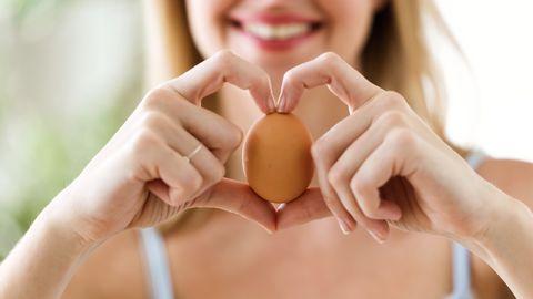 5 olulist põhjust, miks muna söömine on sinu kehale väga kasulik.