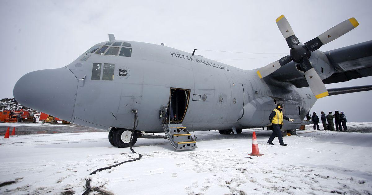 Antarktikasse suundunud lennuk 38 inimesega pardal läks kaduma